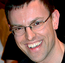 Instructor Gary Hartin