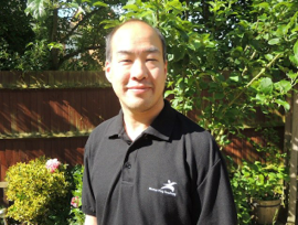 Senior tai chi instructor for MDA Newbury Tai Chi